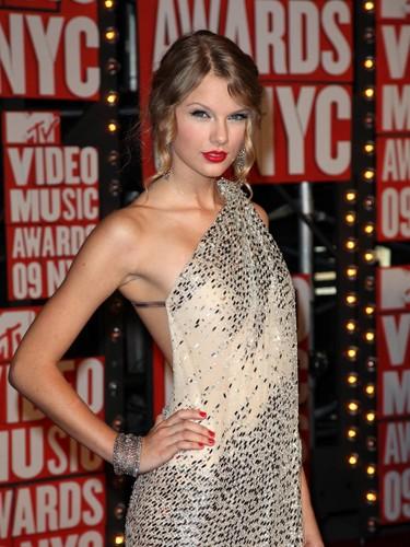 Taylor At VMAs