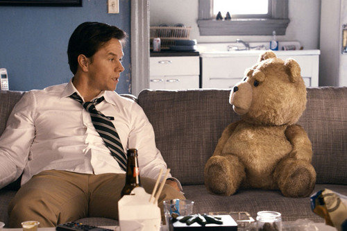 Ted (New Movie Summer 2012) - mark-wahlberg Photo
