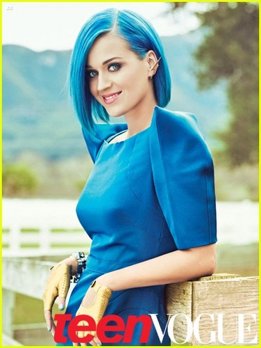 Teen Vogue [May 2012 ] - katy-perry Photo