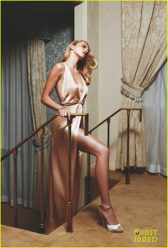 Teresa Palmer: Topless for GQ Australia