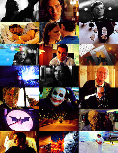 The Batman Trilogy