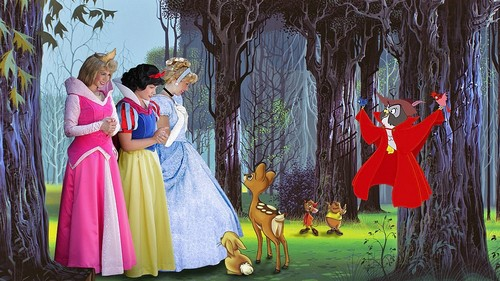 The Classical Princesses - disney-princess Photo