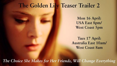 The Golden Lily Teaser Trailer 2
