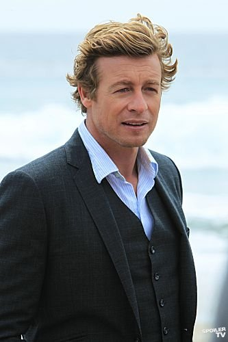 The Mentalist - Episode 4.22 - So Long, and Thanks for All the Red alsis - Promotional litrato