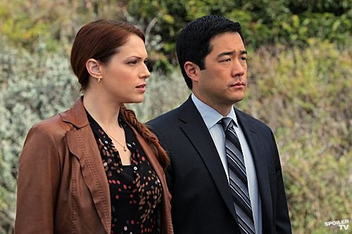 The Mentalist - Episode 4.22 - So Long, and Thanks for All the Red snapper, vivaneau - Promotional photo