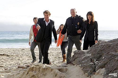 The Mentalist - Episode 4.22 - So Long, and Thanks for All the Red дночерпатель, окучник, снаппер - Promotional фото