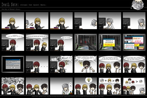 Death Note images The Quiet Ones HD wallpaper and background photos