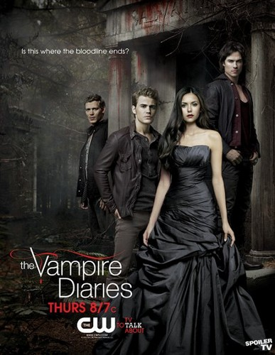 The Vampire Diaries - Season 3 - May Sweeps Poster