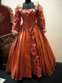 The Virgin Queen: Pink Dress