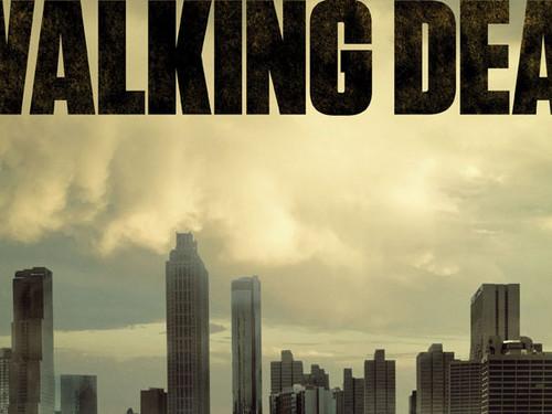"The Waking Dead ""Walkpaper"""