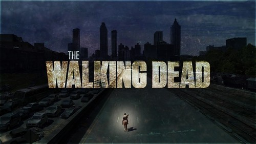 "The Walking dead wallpaper called The Waking Dead ""Walkpaper"""