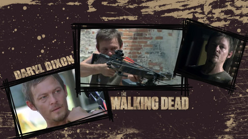 "The Walking Dead ""Walkpapers"" :D"