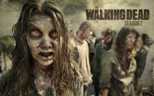 "The Walking Dead ""Walkpapers"" :D"