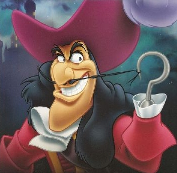 Captain Hook wallpaper called The elegant,handsome,crazy Captain James Hook