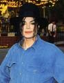 There's a heaven above you,babyಞ - michael-jackson photo