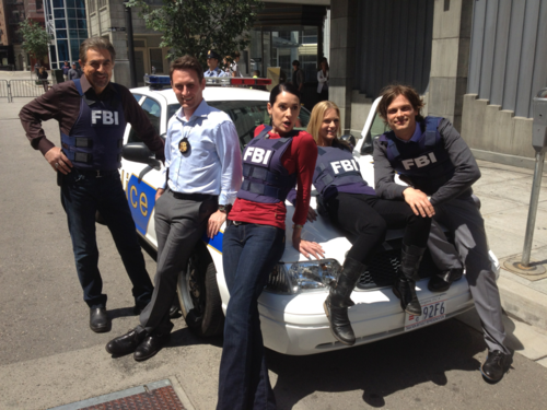 They are having fun on/with this car!  - criminal-minds Photo