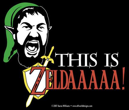 This is Zeldaaaaa!!!