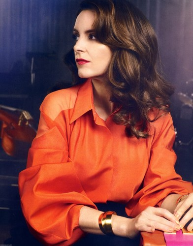 Tina Fey InStyle Magazine April 2011 <3