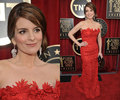 Tina Fey in Oscar de la Renta &lt;3 - tina-fey photo