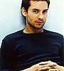 Tobey Maguire photo possibly containing a portrait called Tobe Maguire Icon