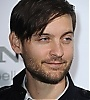 Tobey Maguire photo with a portrait called Tobey Maguire Icon