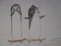Tressa-Skateboarding - tressa-the-penguin photo