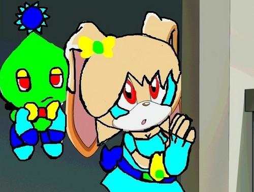 Trouble the rabbit