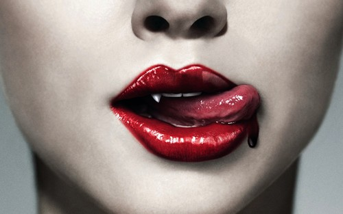 Vampires wallpaper called True Blood