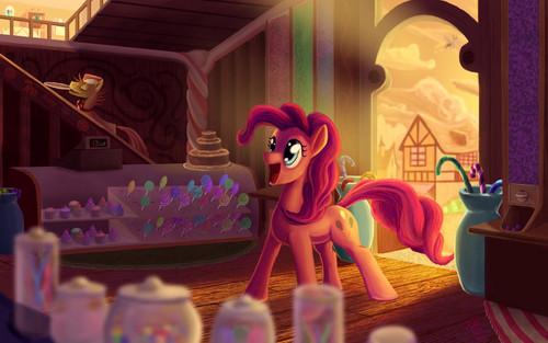 Tsitra360 ngựa con, ngựa, pony Art