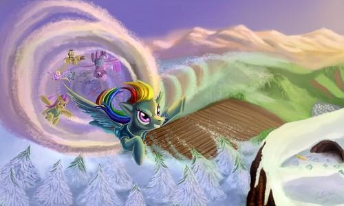 Tsitra360 pony Art