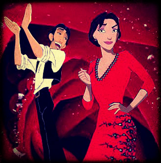 disney crossover achtergrond with anime titled Tulio & jachthaven, marina
