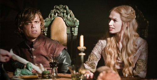 Cersei & Tyrion Lannister