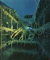 Underwater grandstair case  - rms-titanic photo