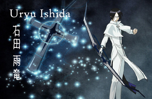Uryu Ishida wallpaper possibly with a concert called Uryuu♥