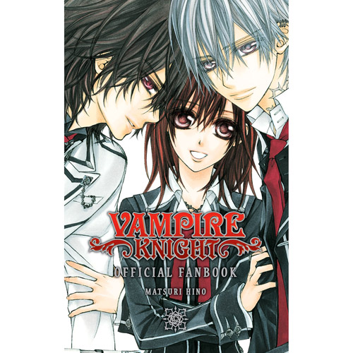Vampire Knight Official Fanbook  - vampire-knight Photo