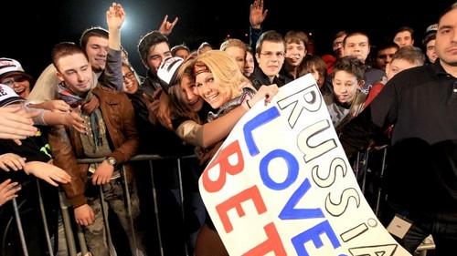WWE Worldwide-Russia