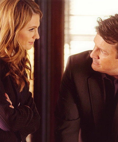 Castle wallpaper probably with a business suit titled We Love Castle <3