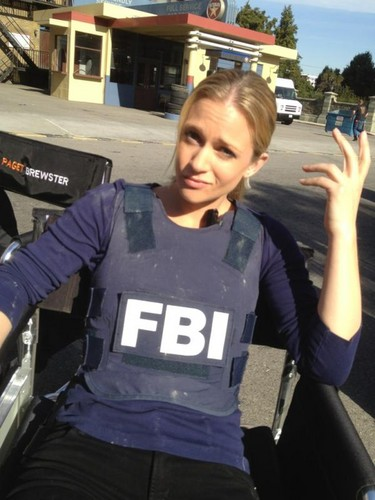 We just love this lady: AJ  - criminal-minds Photo