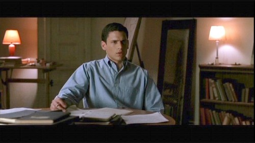 Wentworth Miller in The Human Stain