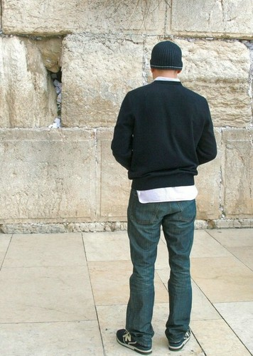 Wentworth Miller in israel