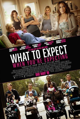 What to expect when you're expecting - poster