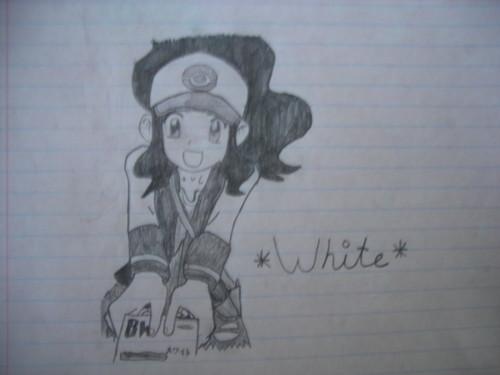 White ~Drawing~