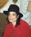 YOUR VOICE IS LIKE AN ANGEL SIGHING - michael-jackson photo