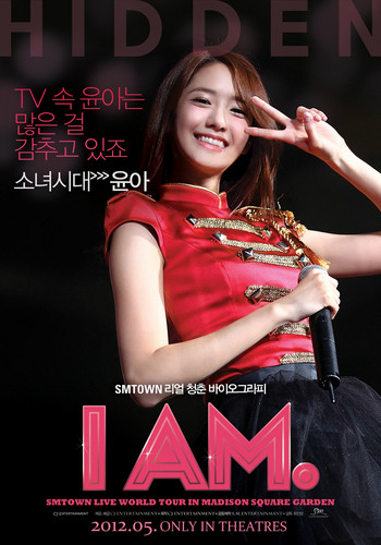 "Yoona ""I Am"" poster - girls-generation-snsd Photo"