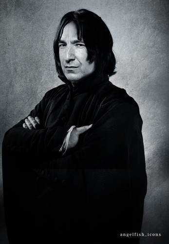 Younger Severus Snape