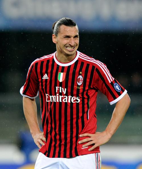 Z. Ibrahimovic (Chievo - AC Milan)