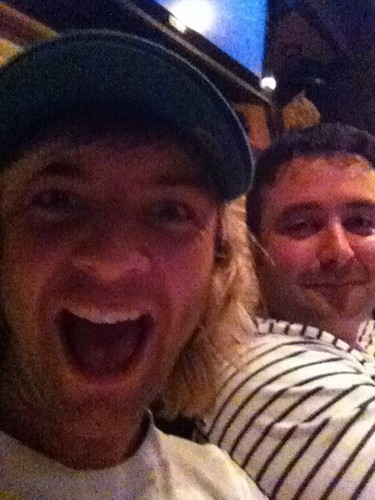 a few pics of my お気に入り singer -- keith harkin <3