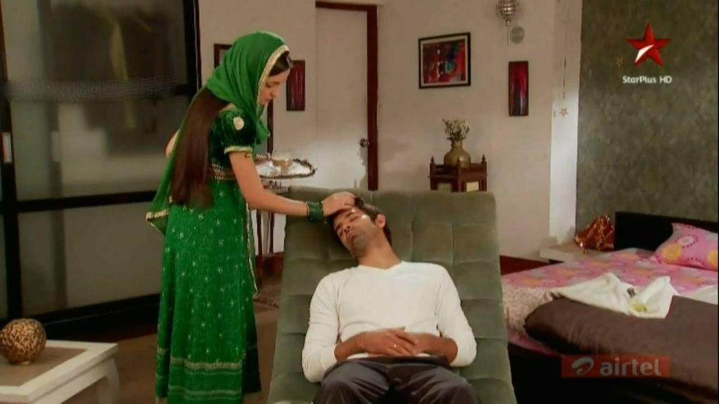 arnav and khushi meet again wiz