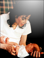 best father - michael-jackson photo