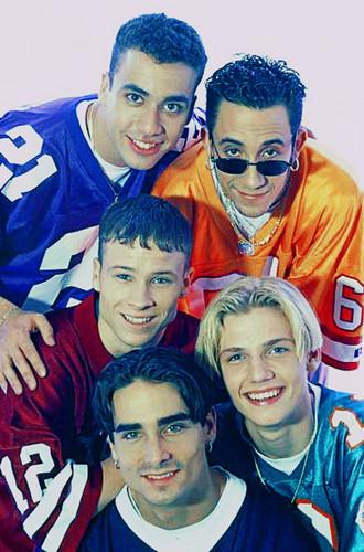 The Backstreet Boys 바탕화면 titled bsb